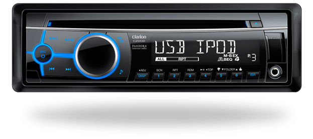 Clarion Car Audio Stereo