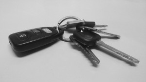 car keys with remote starter